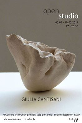 artista Giulia Cantisani