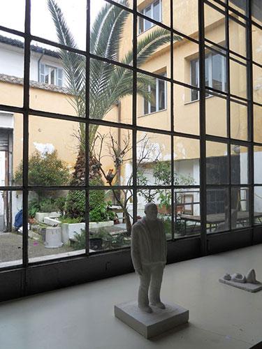 PASSENGERES,sculture: Marzia Gandini